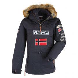 Geographical Norway, Bridget Lady  New 068 anorak donna navy blu