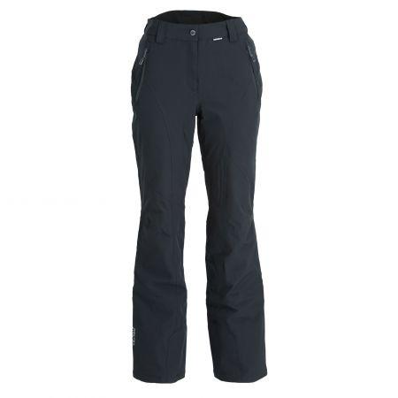 Icepeak, Freyung pantaloni da sci slim fit donna nero