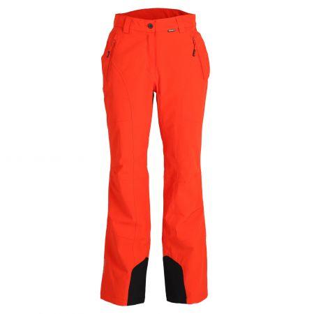 Icepeak, Icepeak Freyung pantaloni da sci conformato lungo donna coral rosso