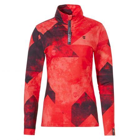 Rehall, Anna-R maglione donna graphic rosso/rosa