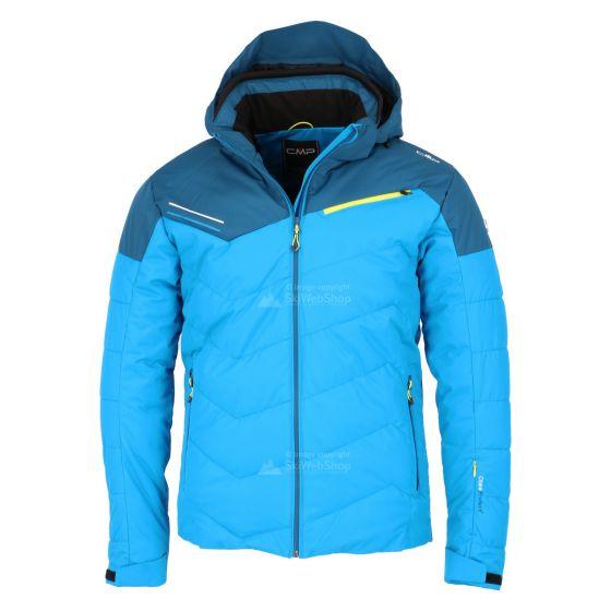 CMP, giacca sci, uomo, azzurro • SkiWebShop