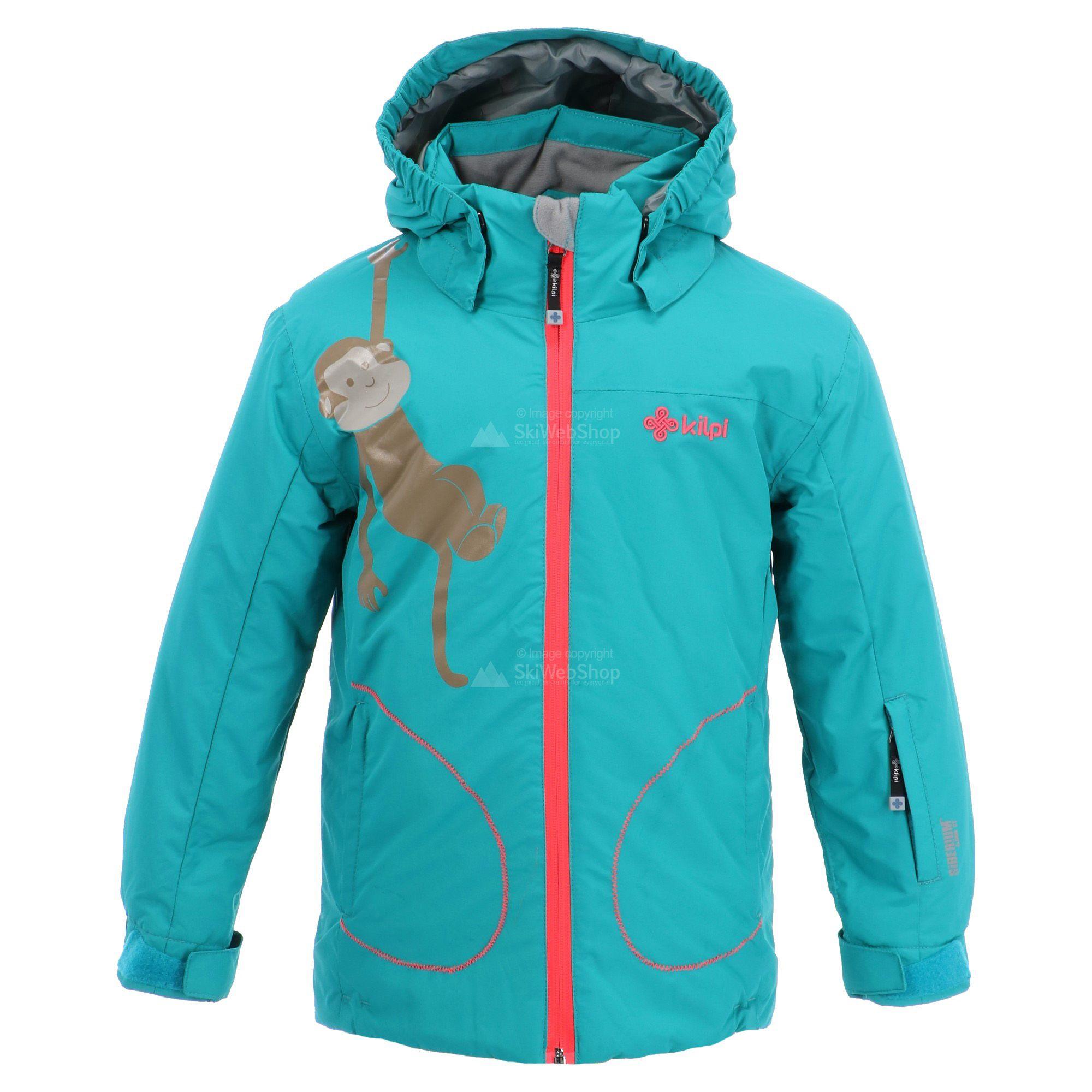 Kilpi, Cindy JG, giacca invernale, bambino, turquoise blu • SkiWebShop