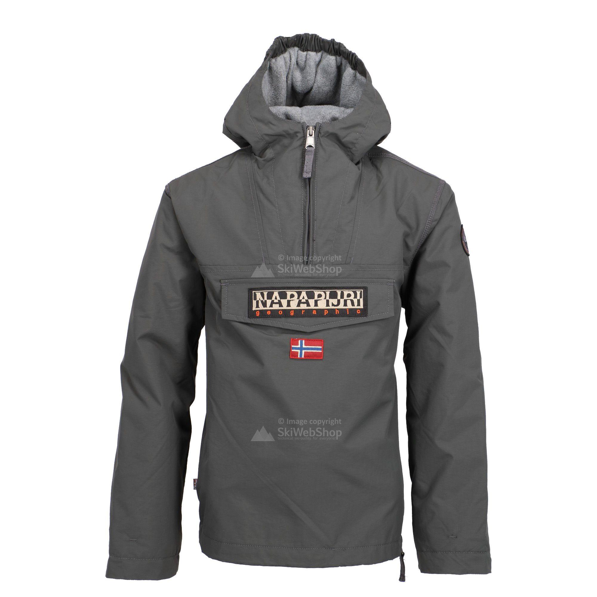 Napapijri, Rainforest anorak, giacca invernale, bambino