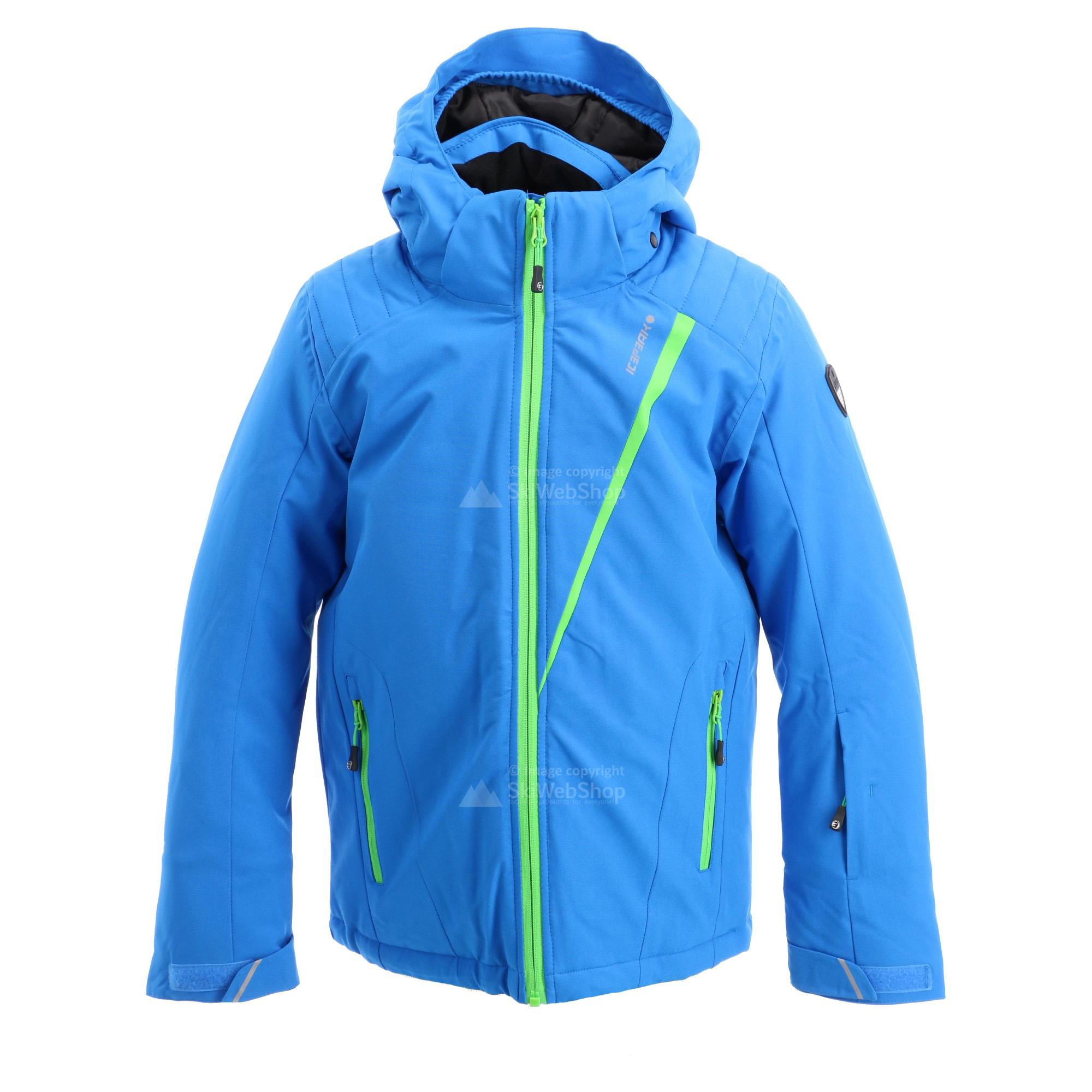 wholesale dealer 90936 239a3 Icepeak, Hunter JR, giacca sci, bambino, blu royal